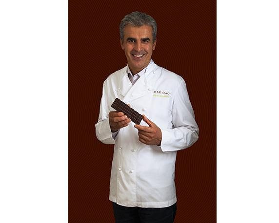 Pascal Le Gac Eclair au Chocolat